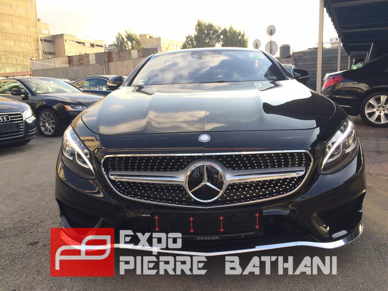 Mercedes benz s500 2015 coupe expo pierre bathani for Mercedes benz car dealers