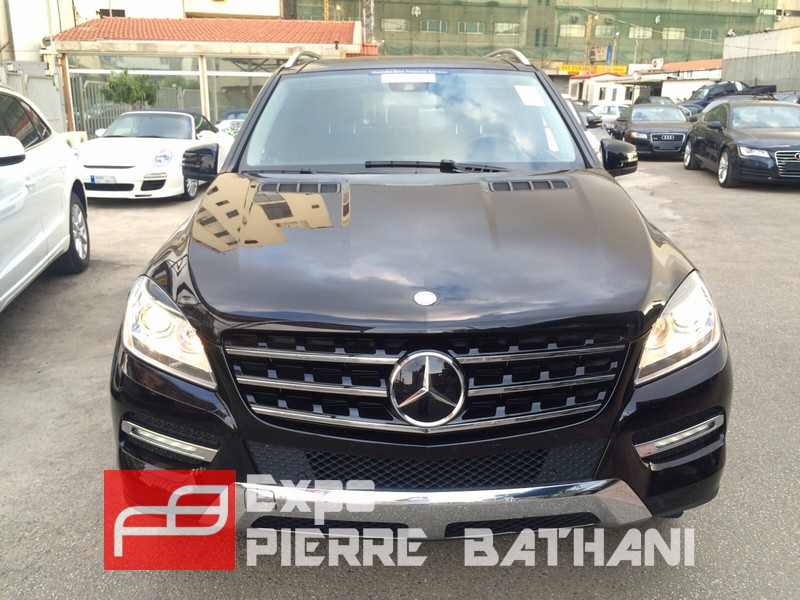 Mercedes Benz Ml350 2012 Panoramic Roof Expo Pierre